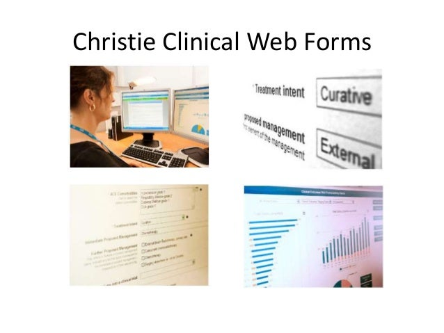 Using Open Source At The Christie And How It Supports