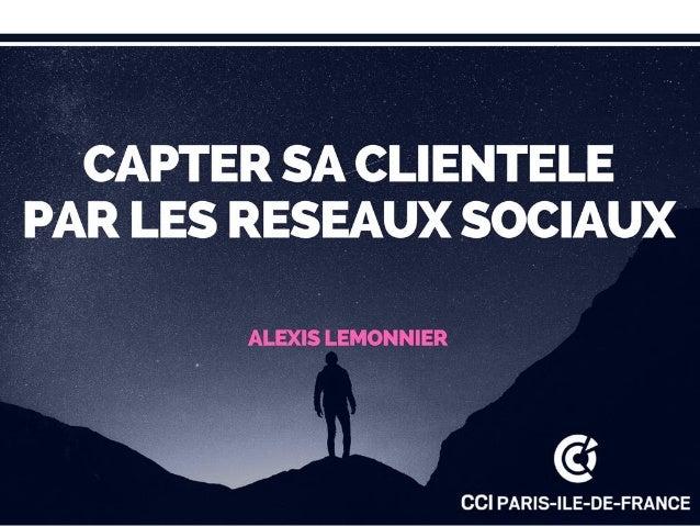 Intervention CCI Paris - Alexis Lemonnier