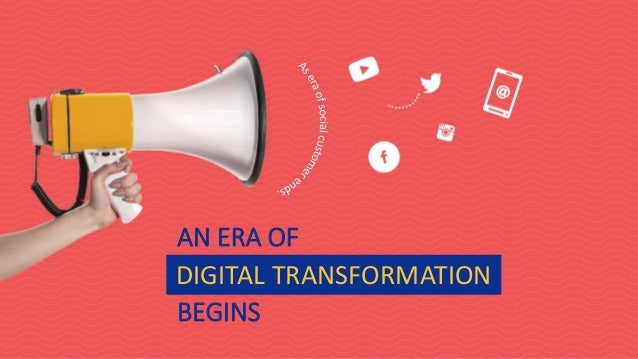 Keeping Customers Engaged Today and Tomorrow: The Communications Revolution Slide 2