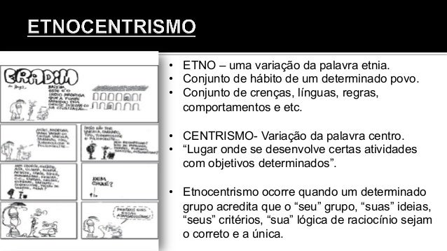 • ETNO – uma variação da palavra etnia. • Conjunto de hábito de um determinado povo. • Conjunto de crenças, línguas, re...