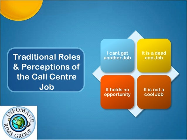 How to plan a professional career in the BPO and Contact Centre Environment  Slide 2