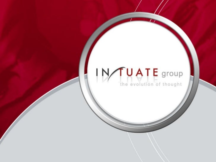 © 2010 Intuate Group. All Rights Reserved.