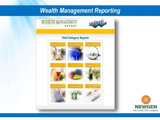 Wealth Management Reporting