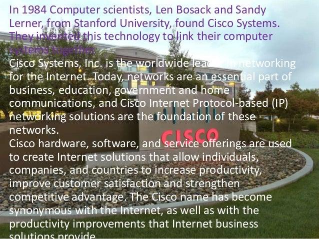 CCNA Industrial Training Presentation Slide 2