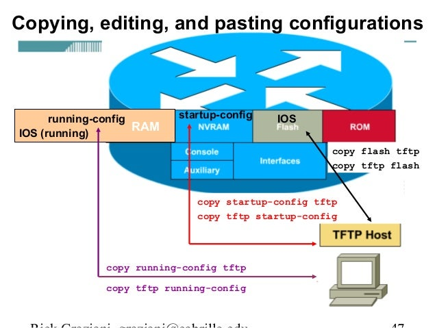 extreme copy config to tftp