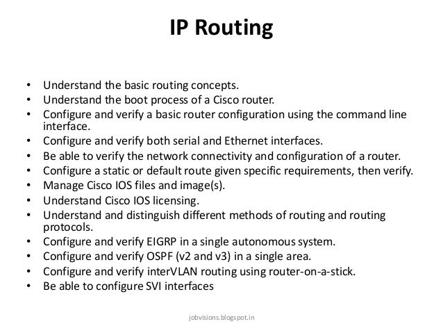 Default-router command - - The Cisco Learning Network