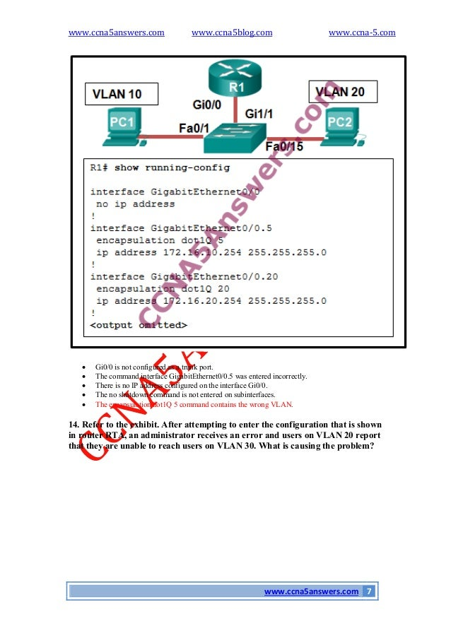 chapter 5 exam View test prep - chapter 5 exam answers 2018 - 100% fullpdf from cs 111 at  turku school of economics 3/22/2018 ccna 1 (v51 + v60) chapter 5 exam.