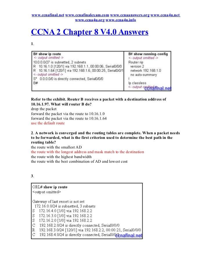 www.ccnafinal.net www.ccnafinalexam.com www.ccnaanswers.org www.ccna4u.net                      www.ccna4u.org www.ccna4u....