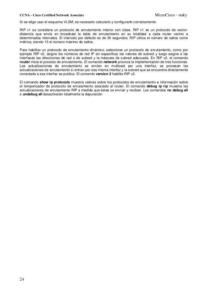 Descargar CISCO CCNA V5 ESPA OL (M dulo 1 2 3 y 4)