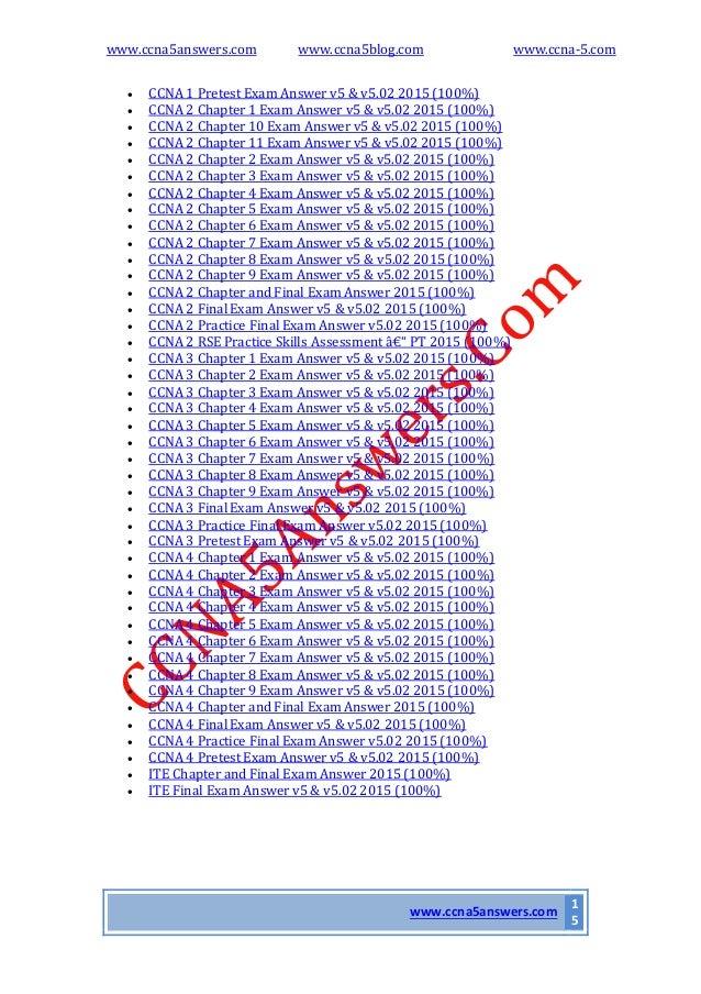 ccna 1 final exam answers 2015 pdf