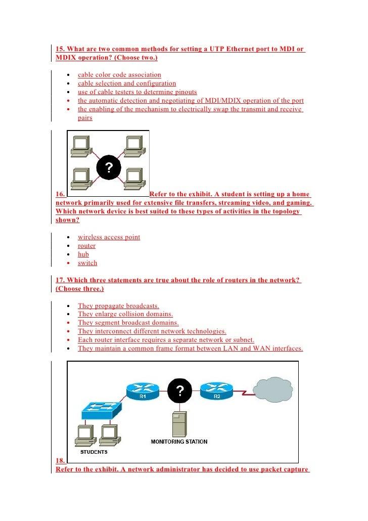 Cisco Networking Academy Resource Center CCNA