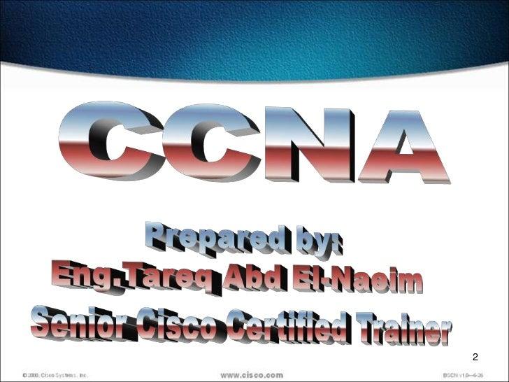 Ccna Presentation Slide 2