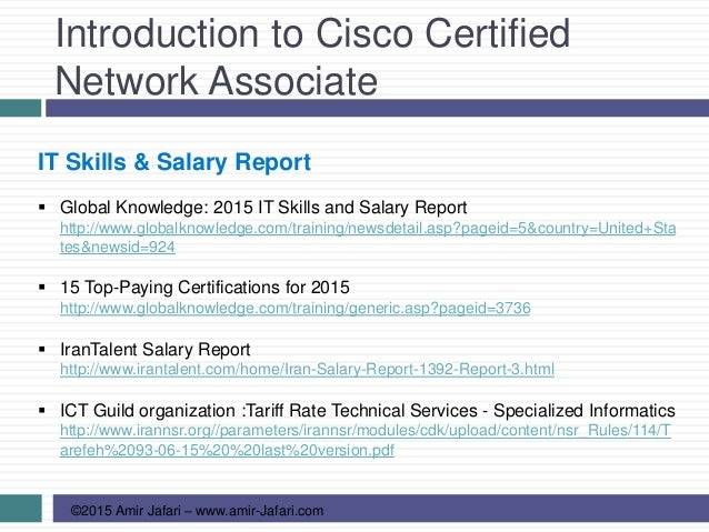CCNA R&S-01-Introduction to Cisco Certified Network Associate