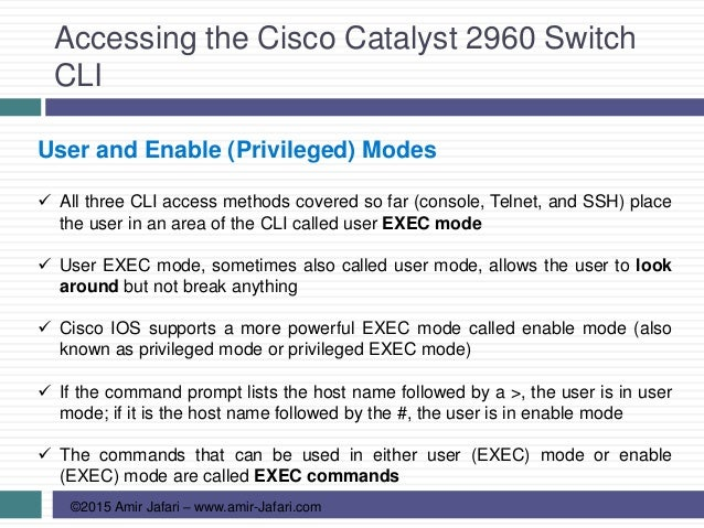 CCNA R&S-08-Installing and Operating Cisco LAN Switches
