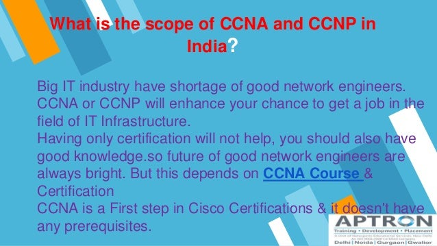 Best CCNA Training In Gurgaon with Placement.