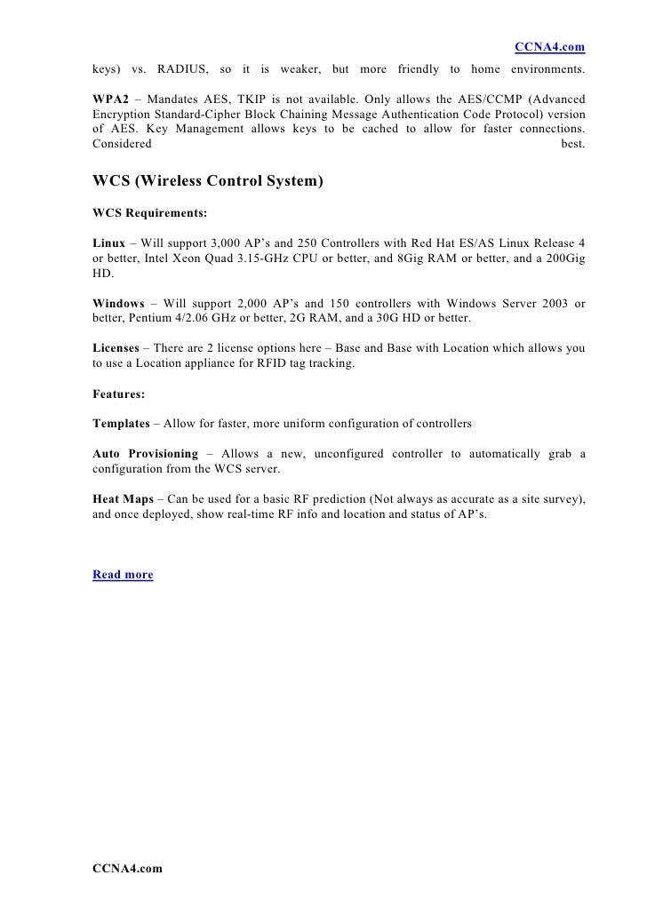 CCNA Wireless Study Guide: IUWNE Exam 640-721: Todd Lammle ...