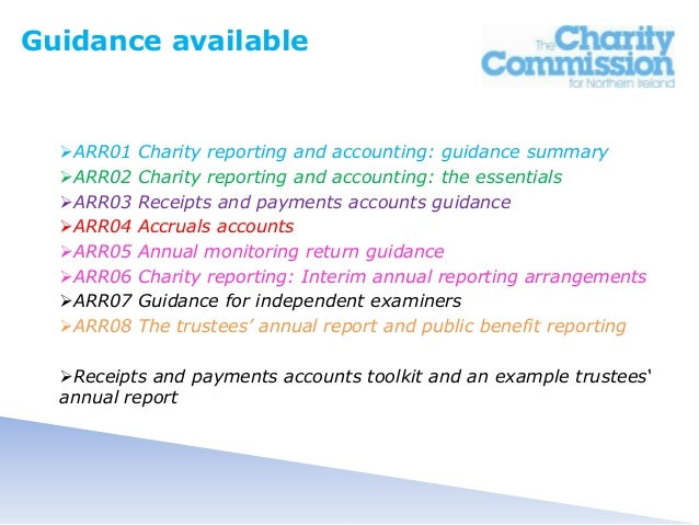New charity accounting and reporting regulations accounts audit charitable companies 9 maxwellsz