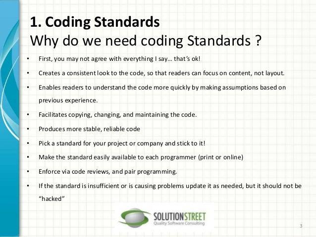 C Coding Standard  Possibility