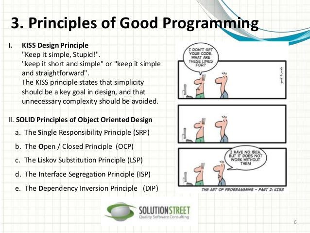 Software Design Principles Solid