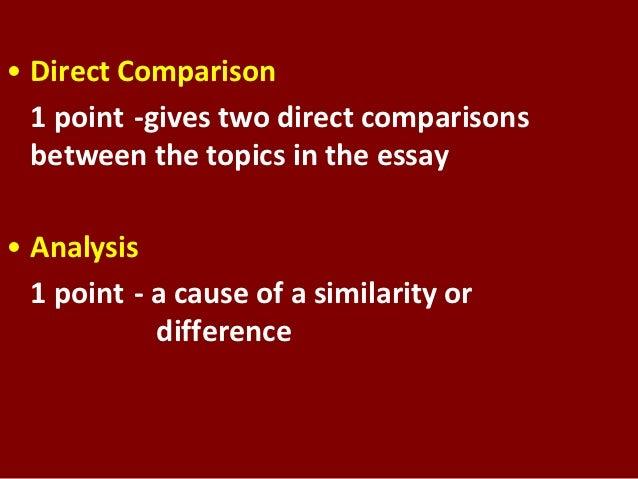 Western civ essay question