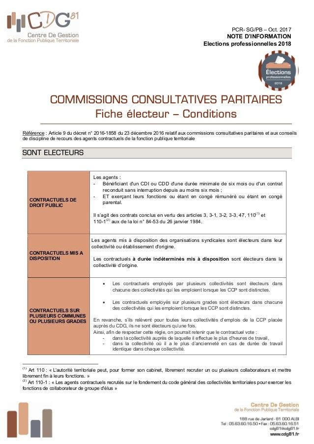 Ccp Fiche Electeur Cdg 81