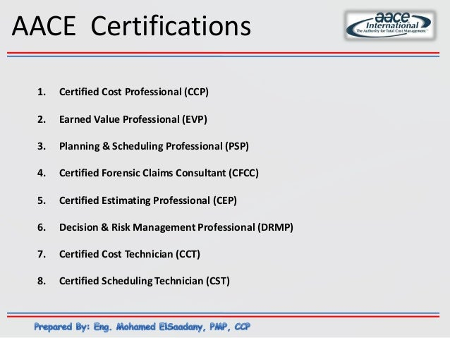 A lecture on CCP Certificate