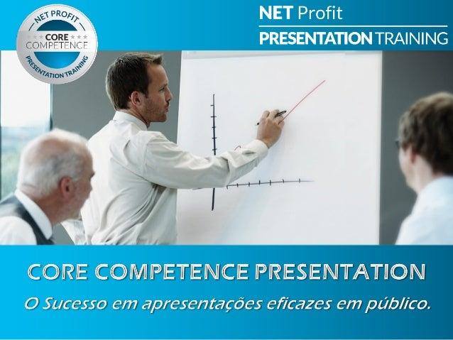 Quem é a Net Profit?Com know-how de mais de 10 anos treinando e desenvolvendo pessoas, a Net Profit Brasil setornou referê...