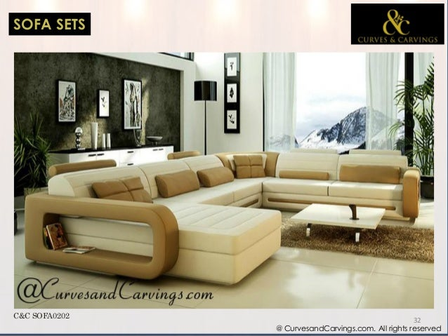 Curves carvings designer luxury furniture catalogue for Cheapest home furniture online