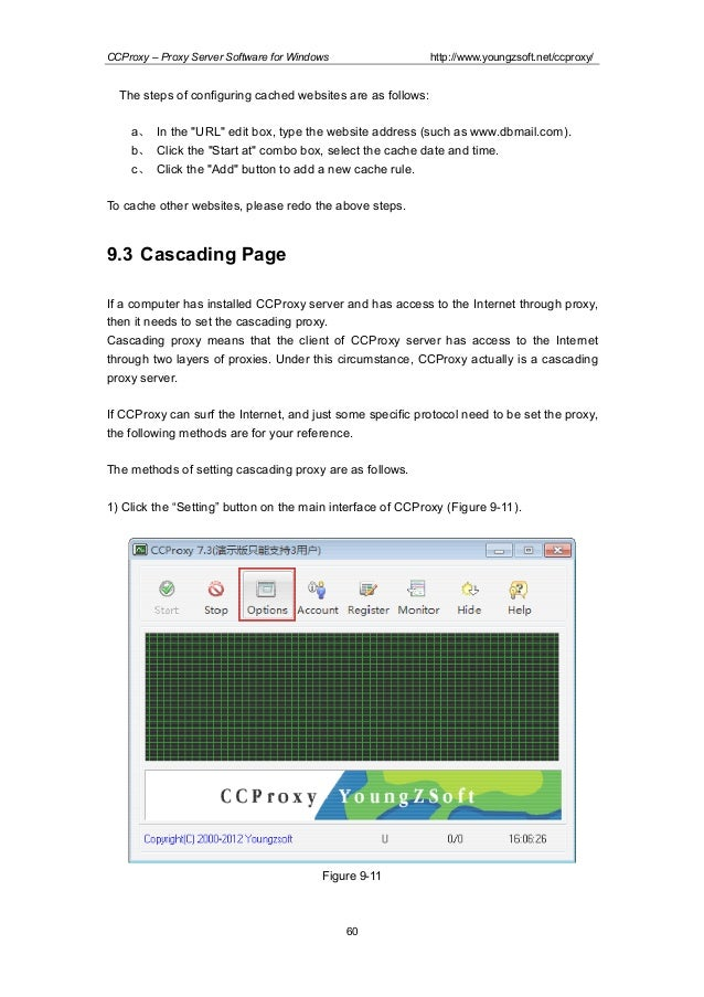 Cc proxy slideshare - 웹