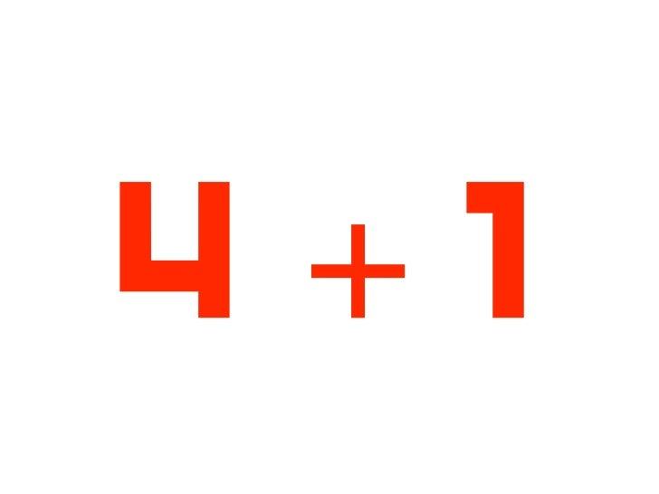 4++ 1