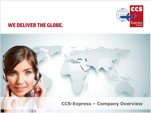 CCS-Express – Company Overview