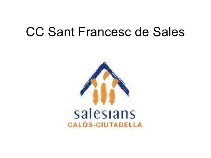 CC Sant Francesc de Sales