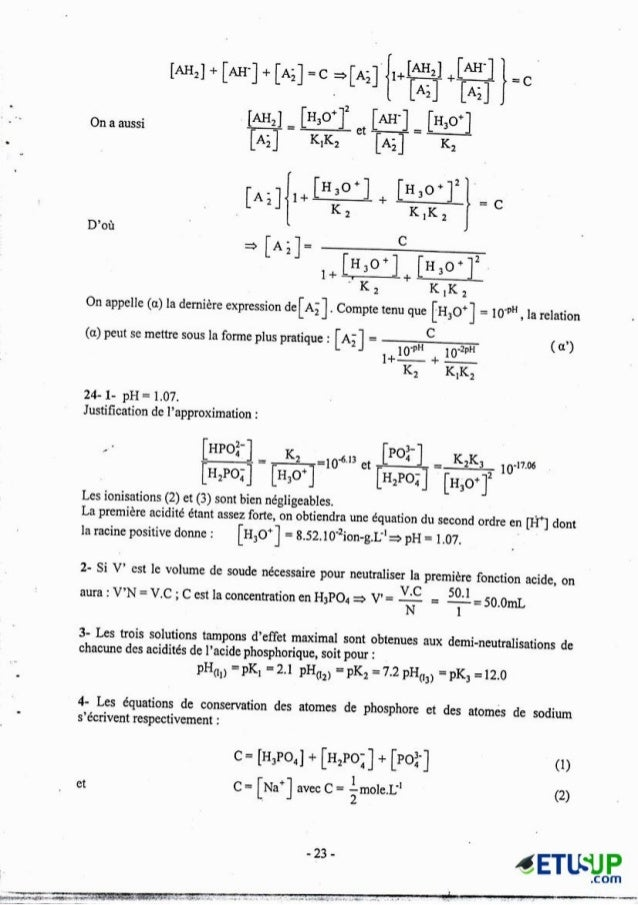 C cs  chimie solution
