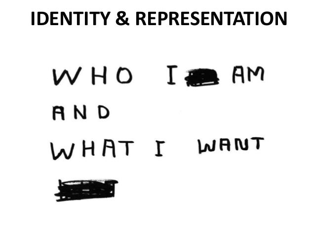 IDENTITY & REPRESENTATION