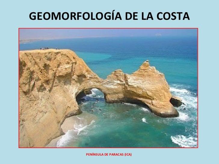 Geomorfolog 205 A Del Territorio Peruano