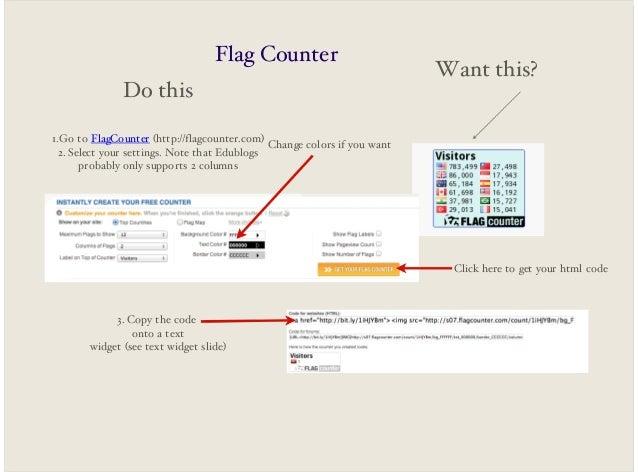 how to change widget color wordpress