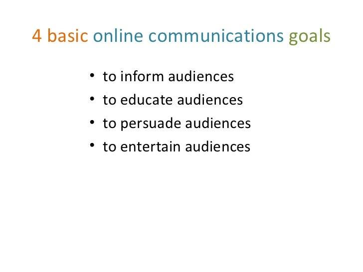 Chicago Community Trust Grantees Training on Social Media Planning Slide 3