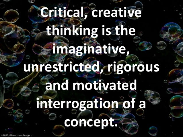 critical thinking is crucial to global success and competitiveness Chapter 2: the critical skills students need / 7 the critical skills 2 students need  emphasize critical thinking one cannot be a good communicator, good problem-solver, good collaborator, or good information seeker without careful  critical to our success thus, it is quite beneficial to be competent at.