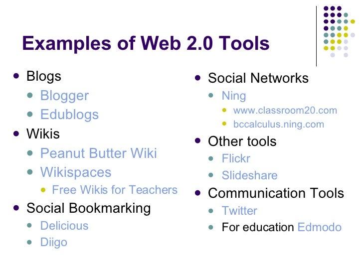 Web 2. 0 tools for ict-pedagogy integration in online classroom practi….