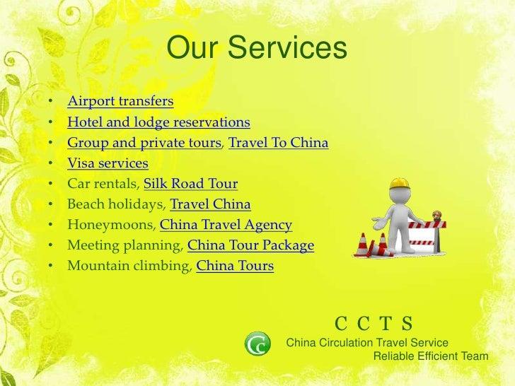 China Travel Service Visa Office