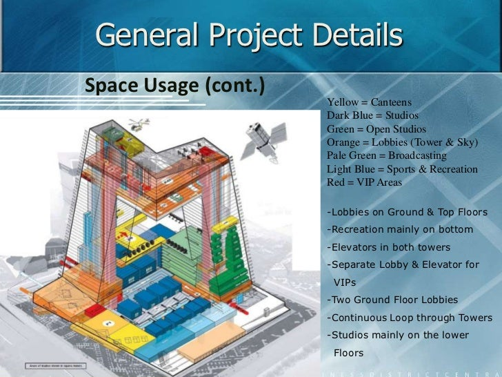 Cctv tower design concept