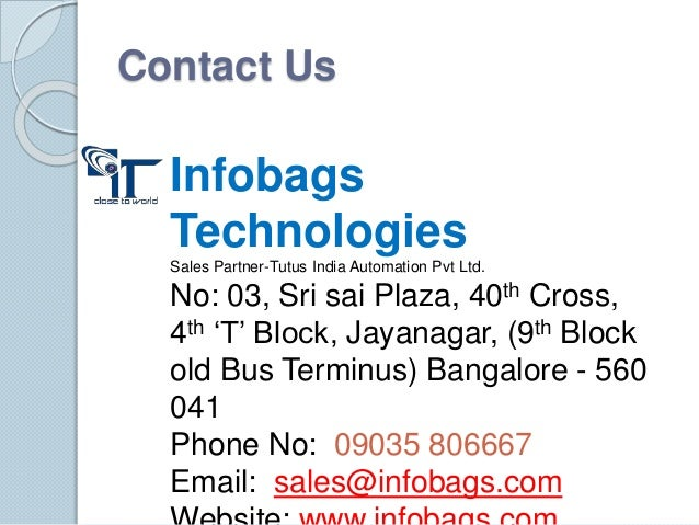 For Enquiry post below link ??? http://infobags.com/contact.html
