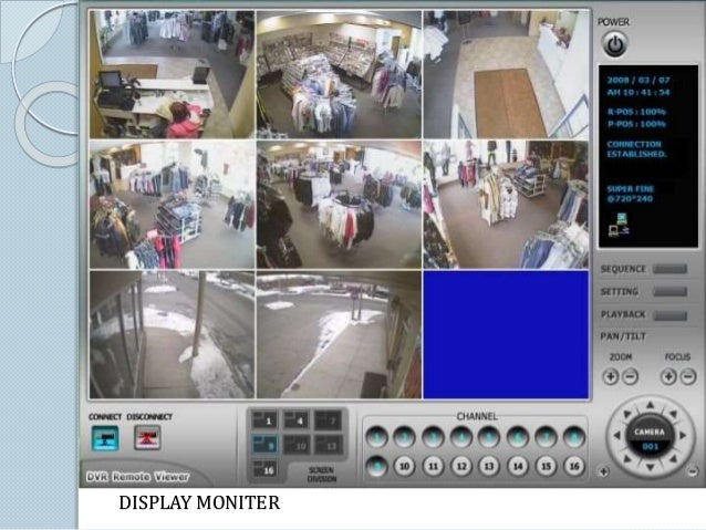 CCTV Cameras : CCTV systems have become extremely popular over the last few decades as the technology has improved and bec...