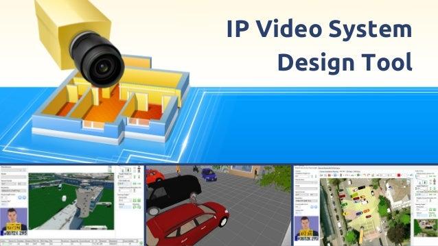 Cctv design software ip video system design tool 9 1 for Cctv layout software