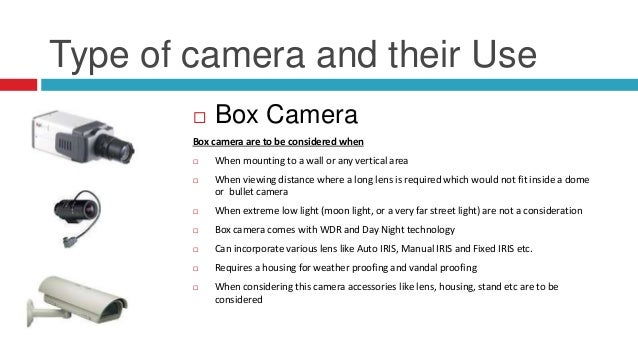 Free security camera powerpoint template.