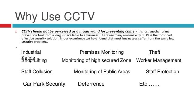 Image Result For Why Cctv Is Used