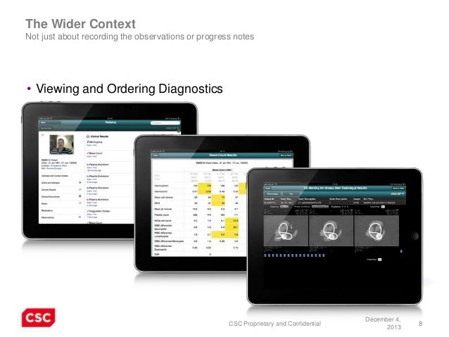 Clinicians' Challenge 2012 Update - Mobile Computing in the Hospital