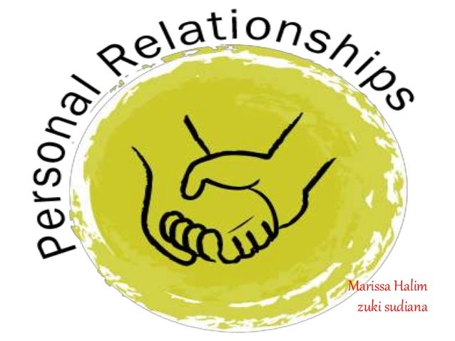 what is personal relationship