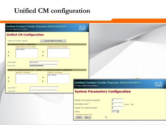 Cisco Unified Communication Contact Center Express UCCX 7.zip