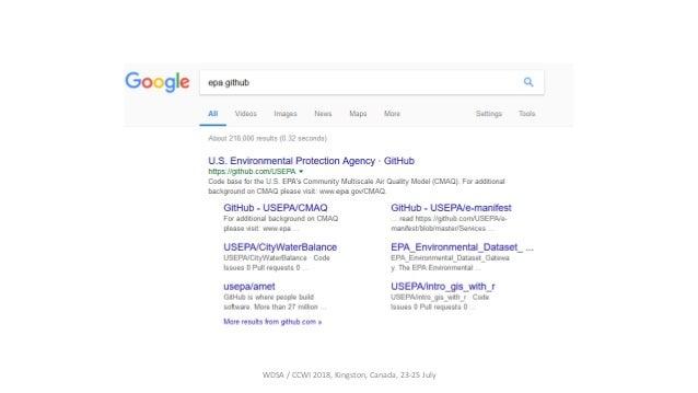 Open source EPANET project - EPANET plugins Slide 3